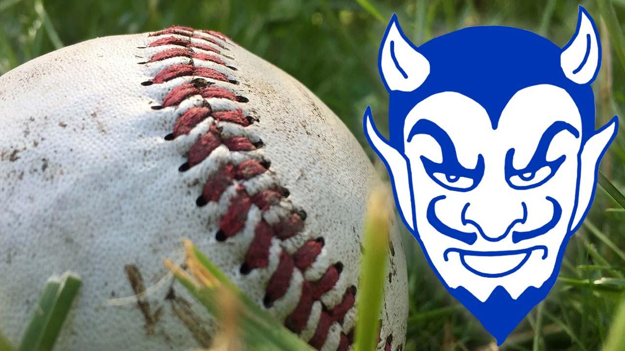 Sharpsville Blue Devils baseball