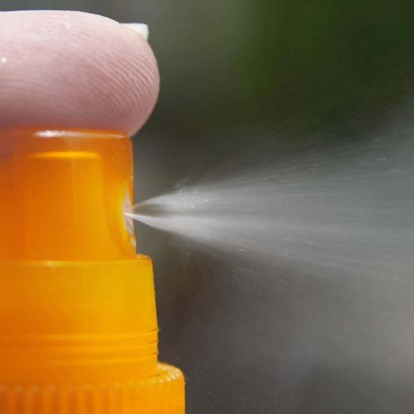Spray Sunscreen - generic