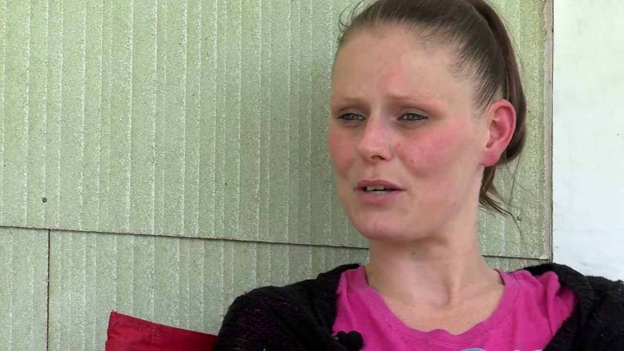 Stephanie Moates, Pennsylvania kidnapping
