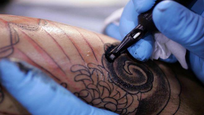 Tattoo ink recall