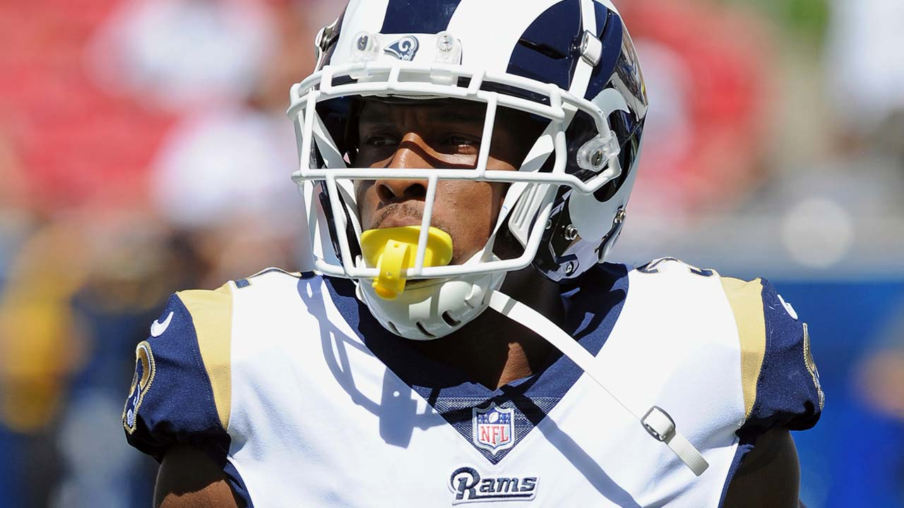 Troy Hill Los Angeles Rams