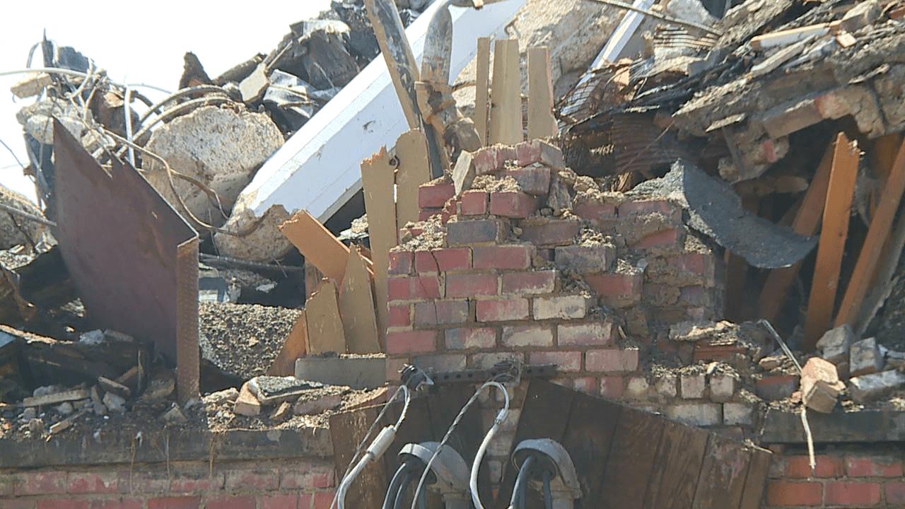 YSU student housing demolition