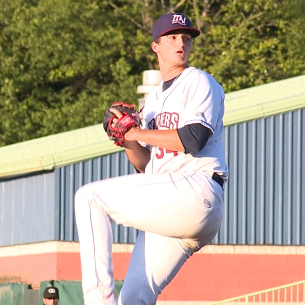 Hankins dominates in 2nd start with Scrappers in win over Auburn