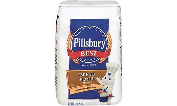 Pillsbury recalled bread flour