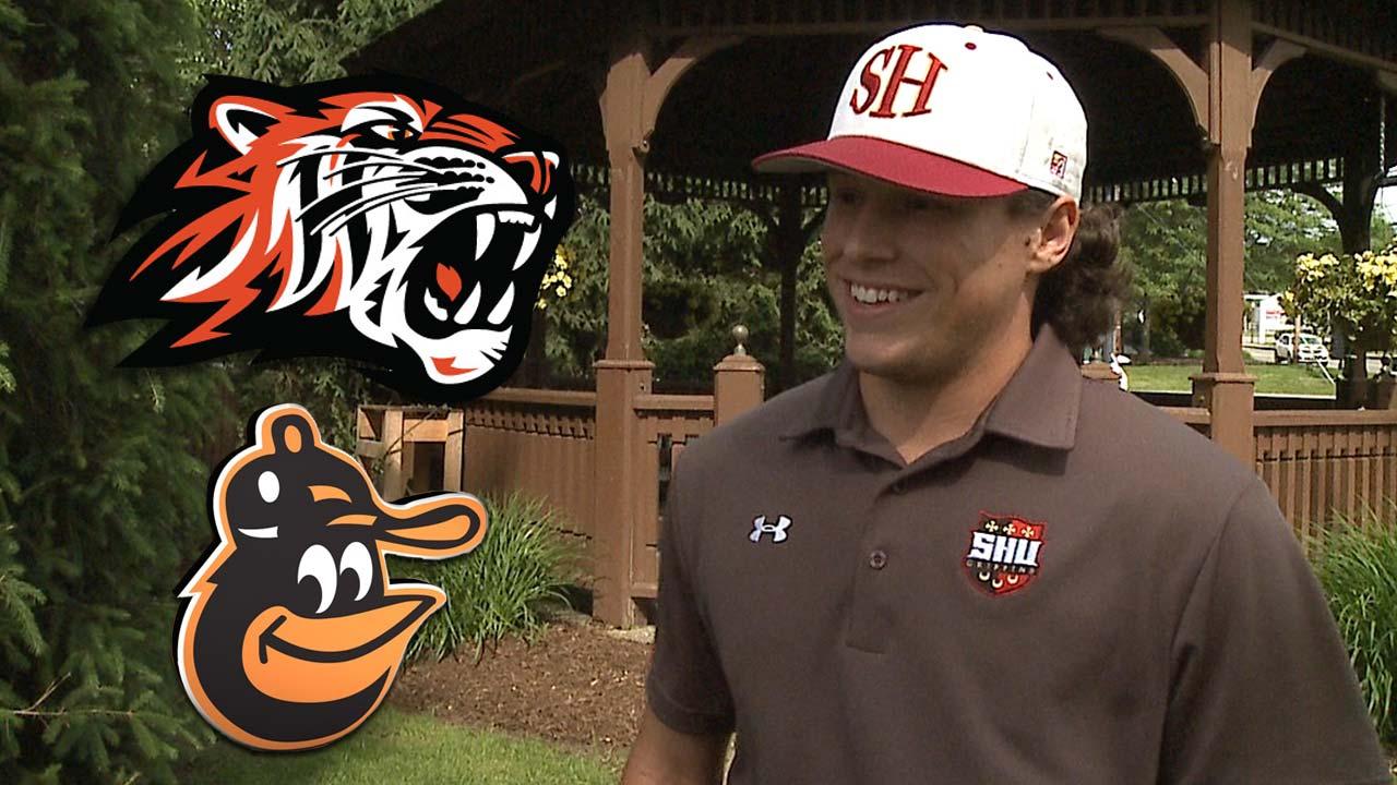 Craig Lewis Baltimore Orioles, Howland Tigers