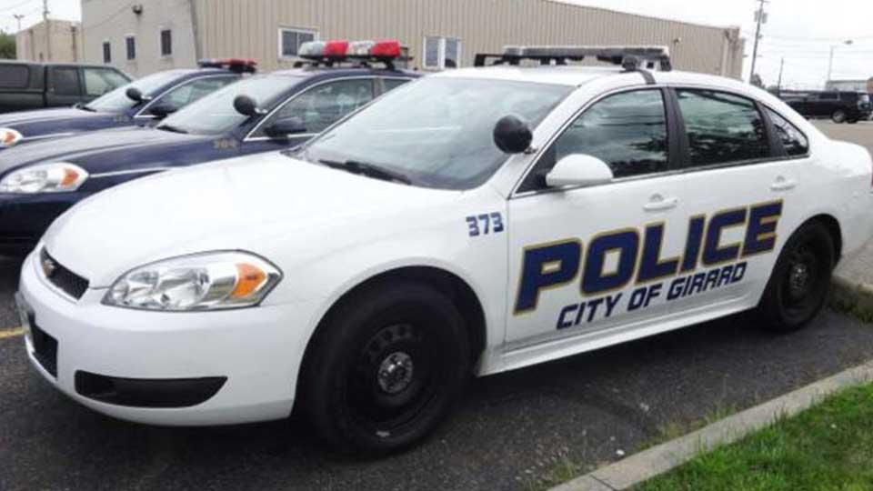 Girard Police Car - Generic