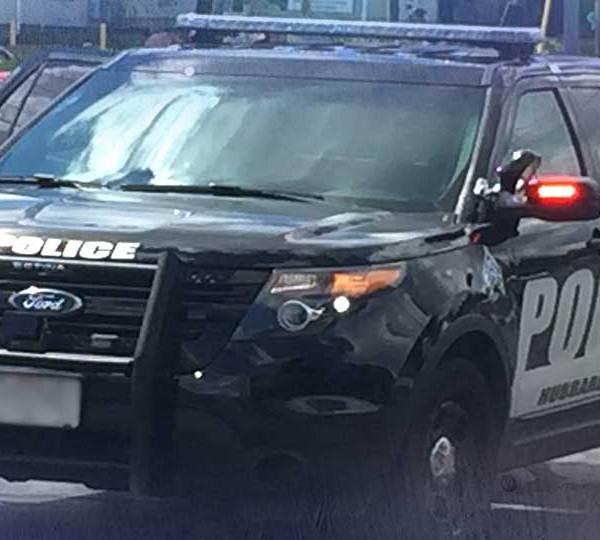 Police car generic - Hubbard Police Department