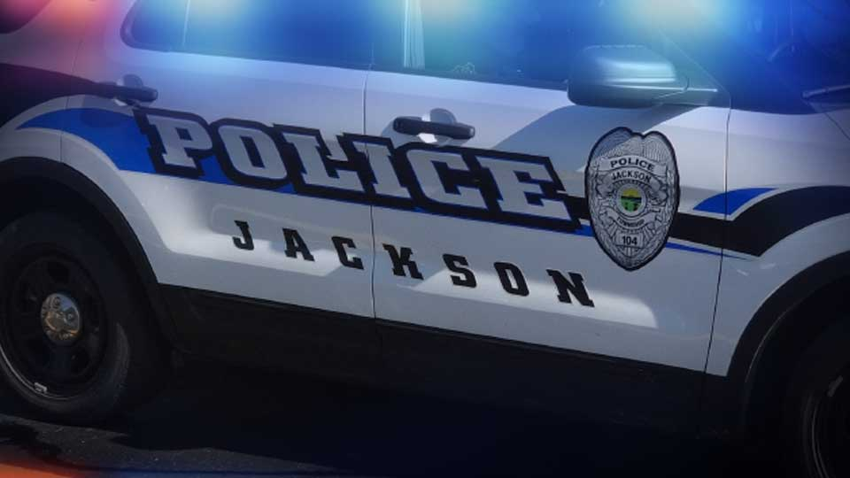Police car generic - Jackson Township Police Department