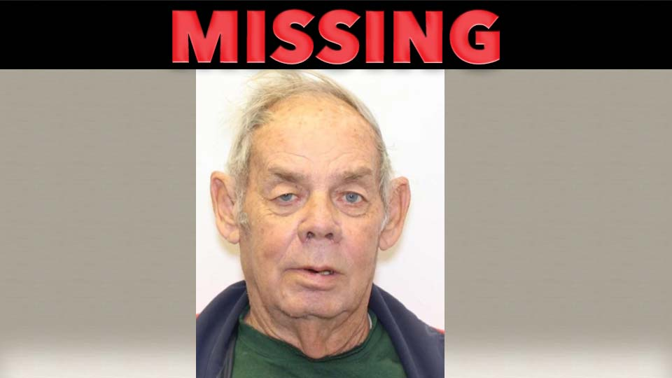 Lonnie Stahly, Missing