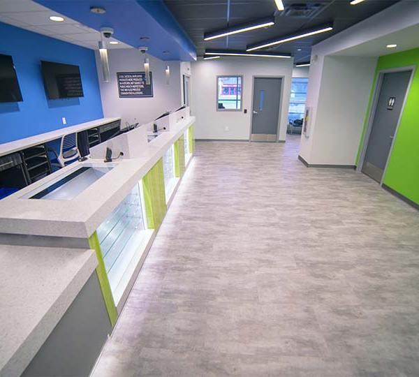 Youngstown's new medical marijuana dispensary.