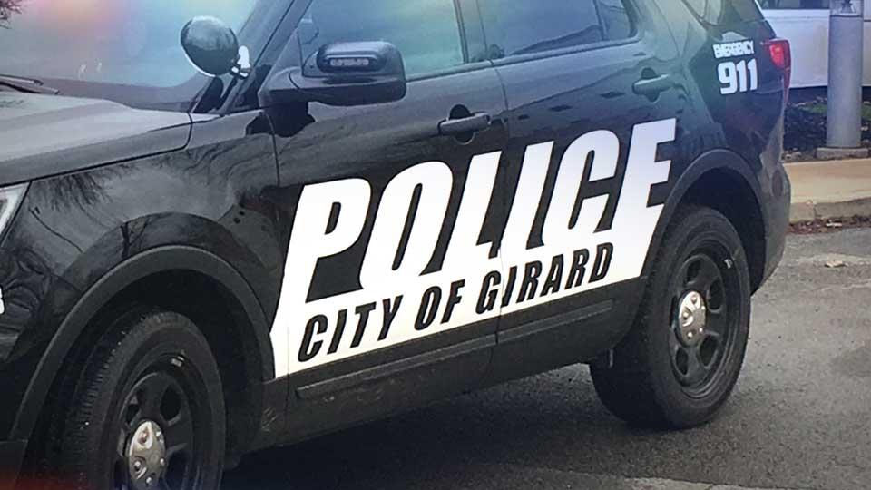 Police car generic - Girard Police Department