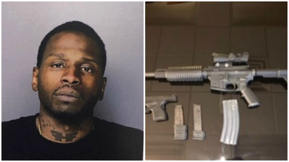 Robert Sutton is charged in shots fired outside New Castle bar