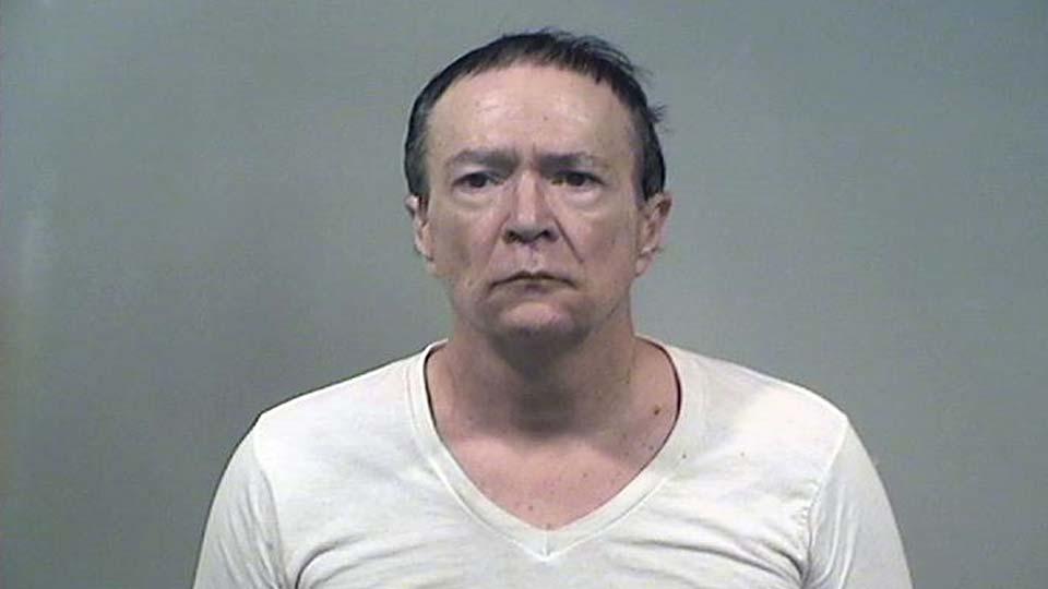 Ronald Ellis, threat charges in Bazetta