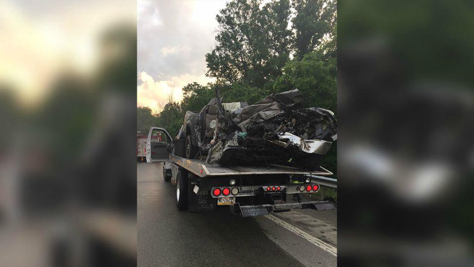 Child, 2 adults killed when tri-axel truck, pickup collide | WKBN com