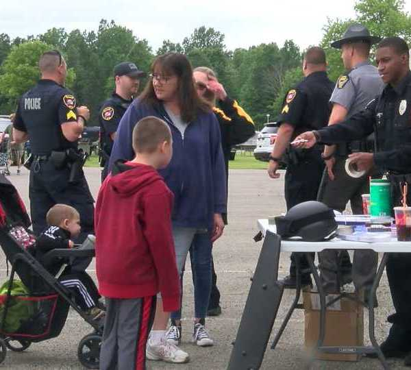 Safety Day at Mosquito Lake in Trumbull County