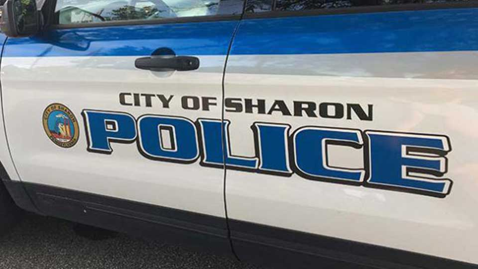 Sharon Police Car - Generic