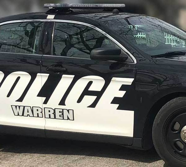Police car generic - Warren Police Department