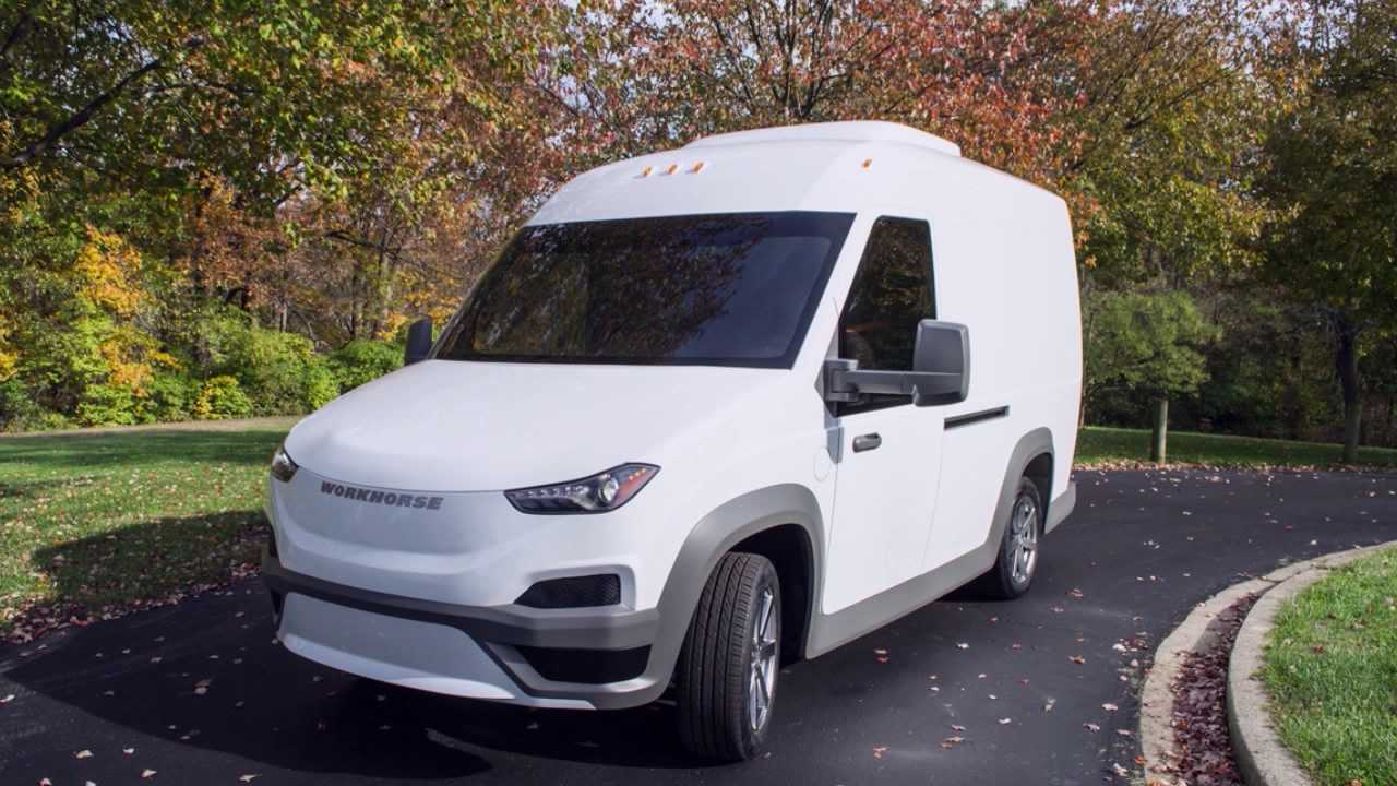 Electric vehicle company Workhorse gets money to build delivery vans
