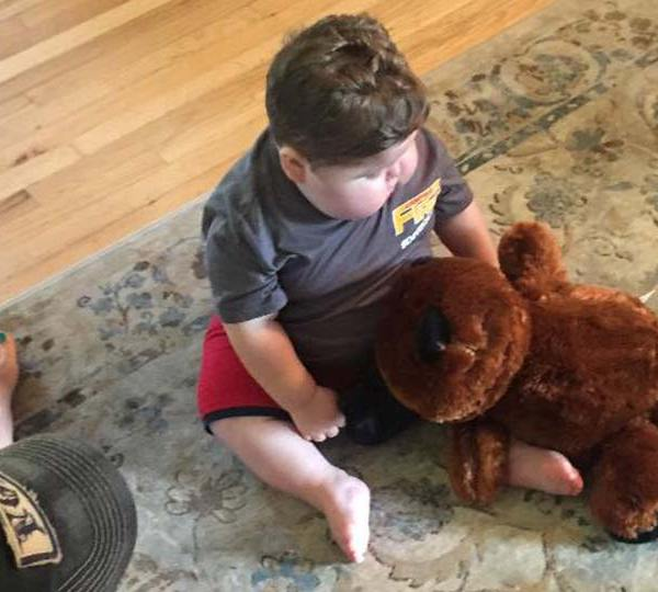 Devin Kirtley, Canfield Boy Fighting Brain Cancer