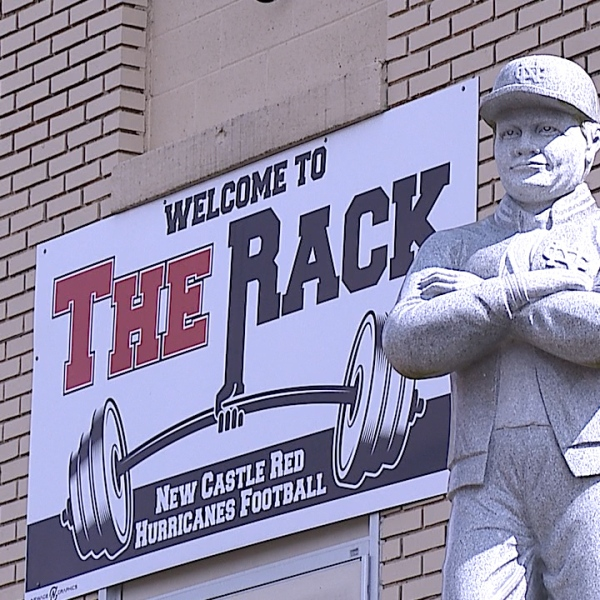 NEW CASTLE THE RACK
