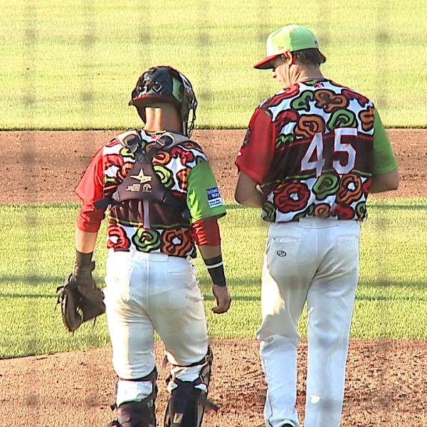 The game paid tribute to the popular Youngstown appetizer, but Mahoning Valley came up short on the field