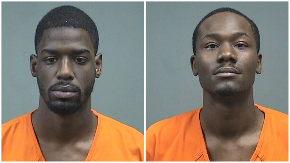 Marlin Black and Pierre Kennedy are facing drug charges