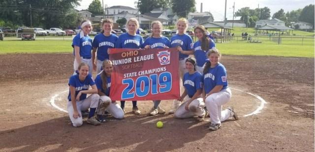 Softball Tournaments In Ohio 2019