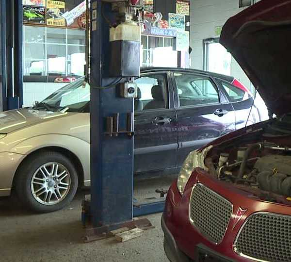 Car maintenance and repairs at Sir Wrench Performance and Auto Repair in Warren