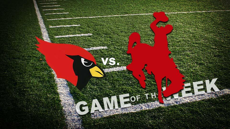 Mooney Cardinals vs. Chaney Cowboys High School Football Game of the Week