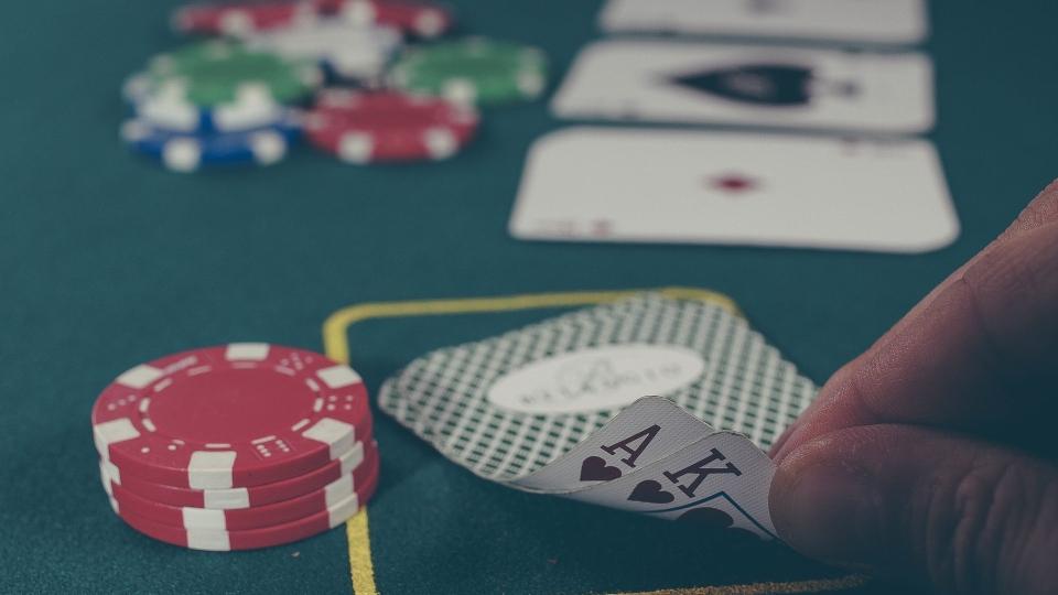 Casino cards gambling generic
