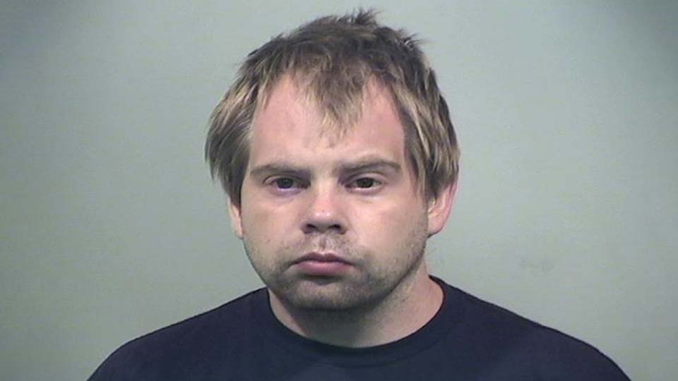 Daniel Gould, charged with gross sexual imposition.