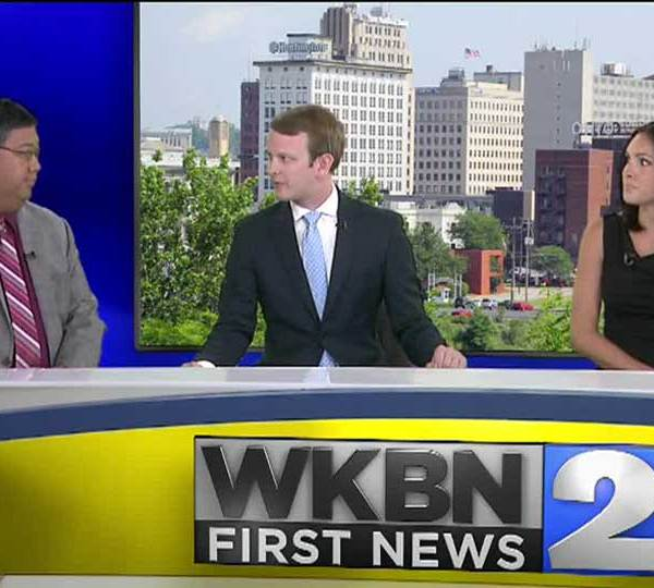 Dr. Mike Sevilla, of the Family Practice Center of Salem, stopped by WKBN to talk about the signs and symptoms of heat-related illness.