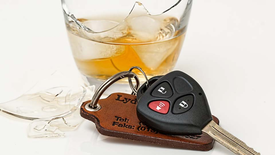 DUI Drinking while driving, under the influence, OVI