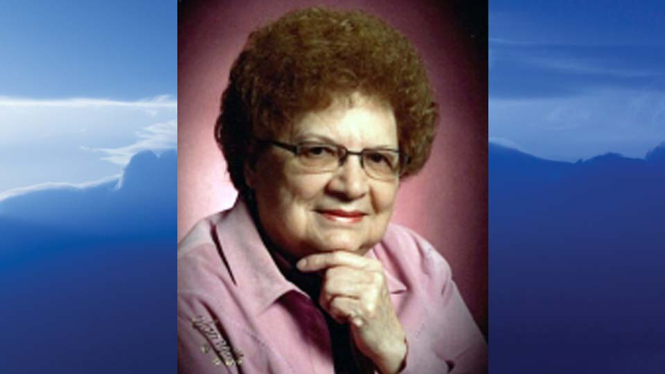 Jacquelyn Alice Egley, Alliance, Ohio - obit