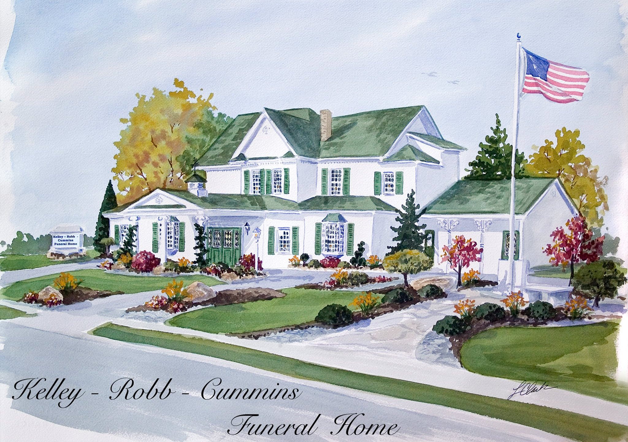 Kelley-Robb-Cummins Funeral Home