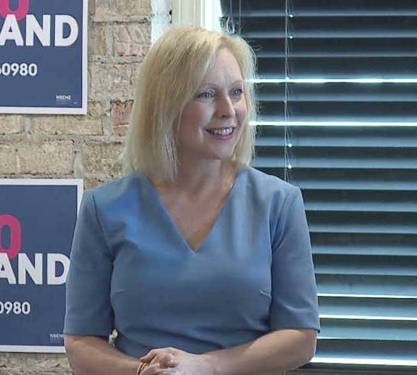 Democratic presidential candidate Kirsten Gillibrand visits MVR in Youngstown