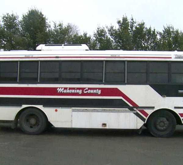 Mahoning County Board of Developmental Disabilities auctioning off buses