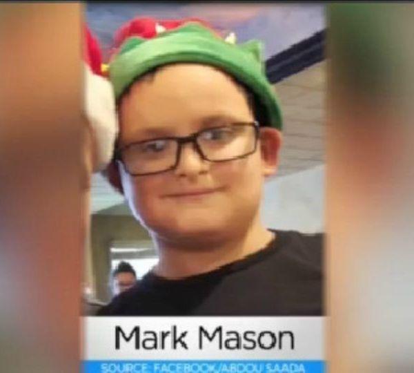 Mark Edward Mason