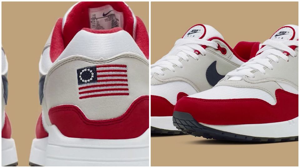 Nike pulls shoes after complaint by