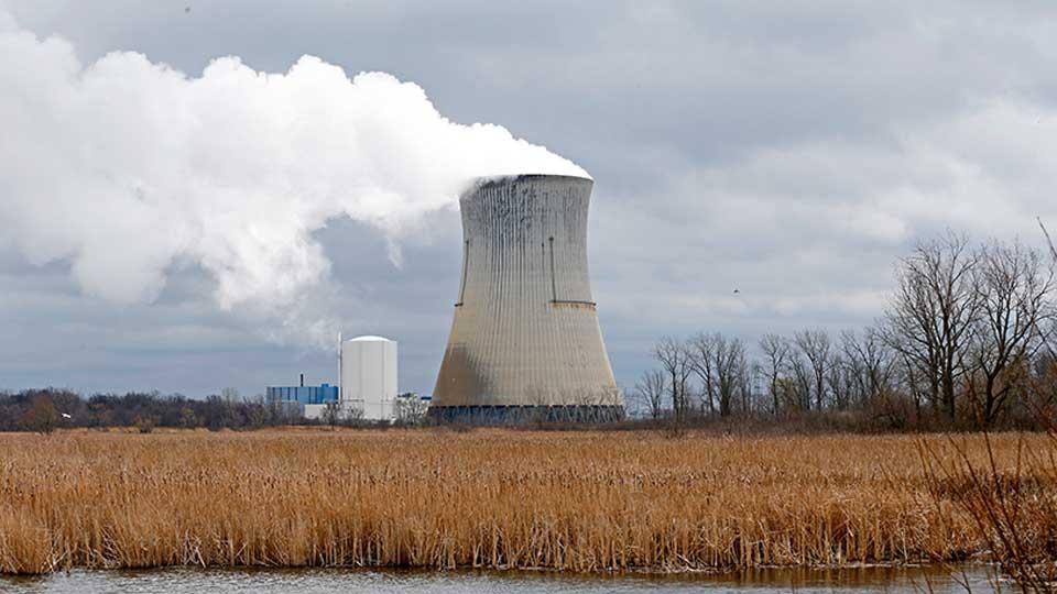 Ohio nuclear plant