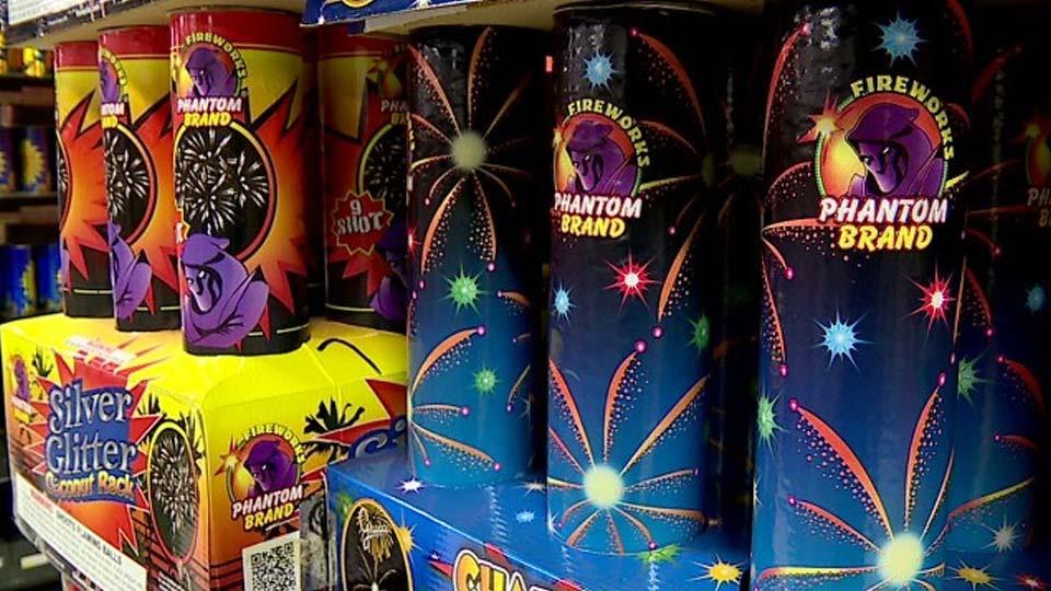 Phantom Fireworks generic