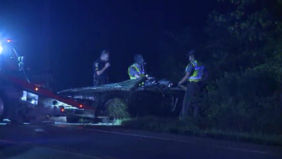 Troopers say driver lost control in deadly rollover crash in Beaver