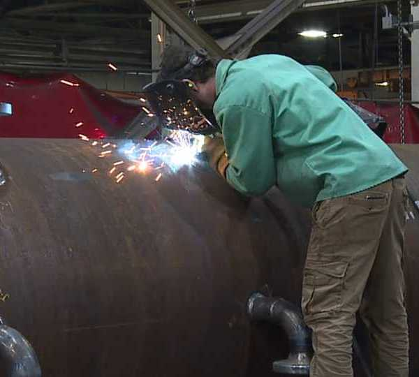 Starr Manufacturing in Vienna Township looking to hire welders