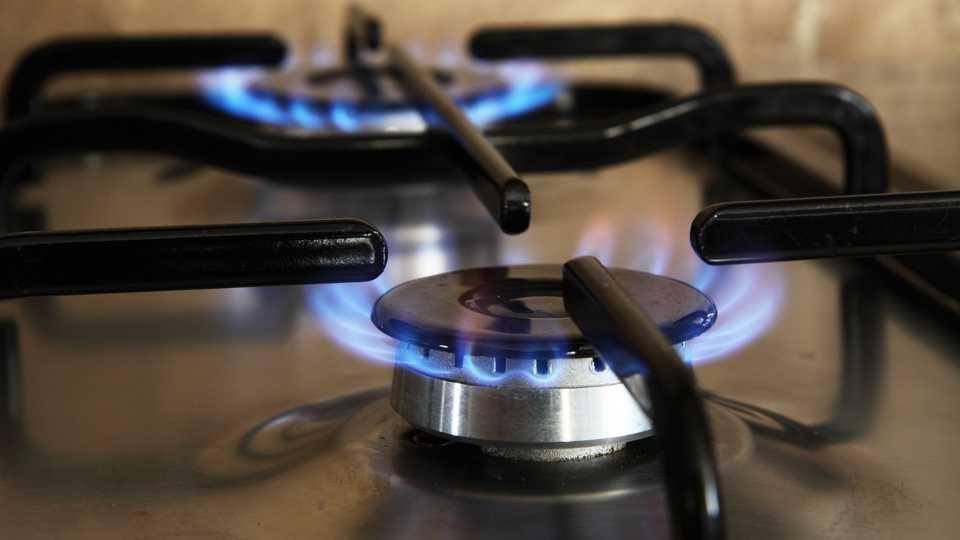 Stovetop, stove, natural gas
