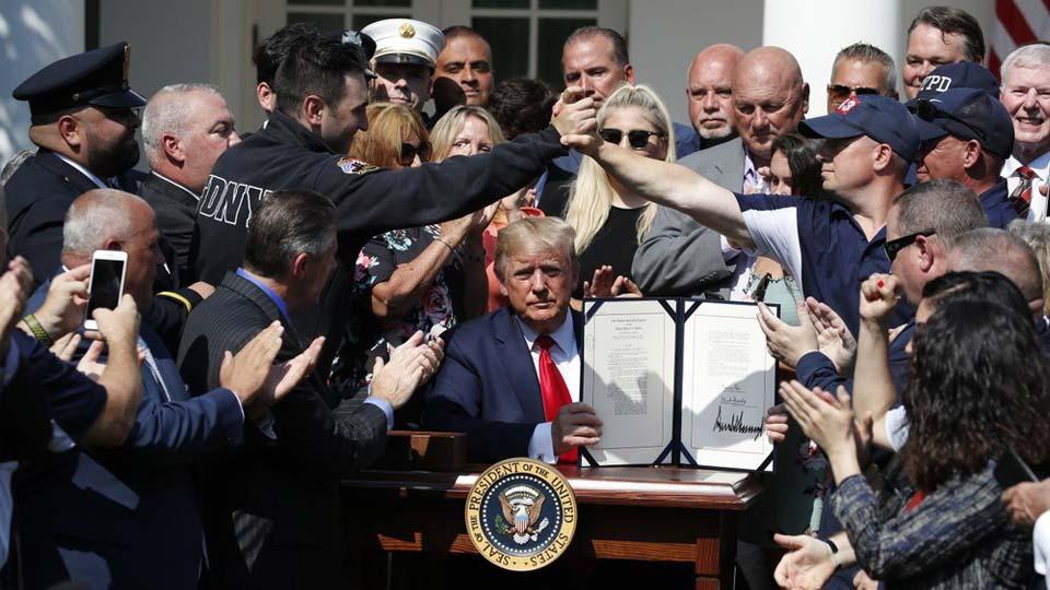 Trump H.R. 1327 Bill