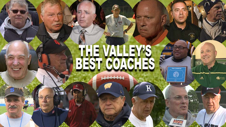 The Valley's best high school football coaches
