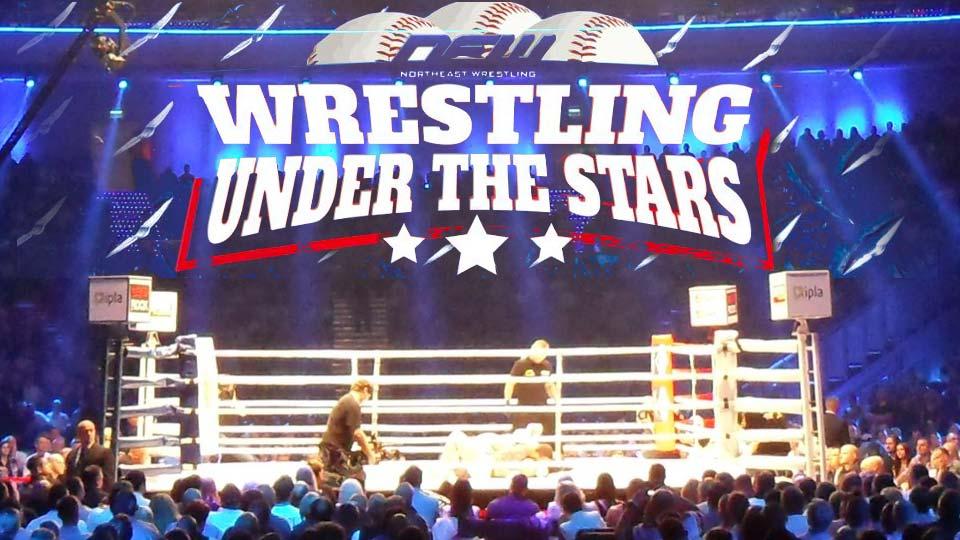 Wrestling Under the Stars Eastwood Field