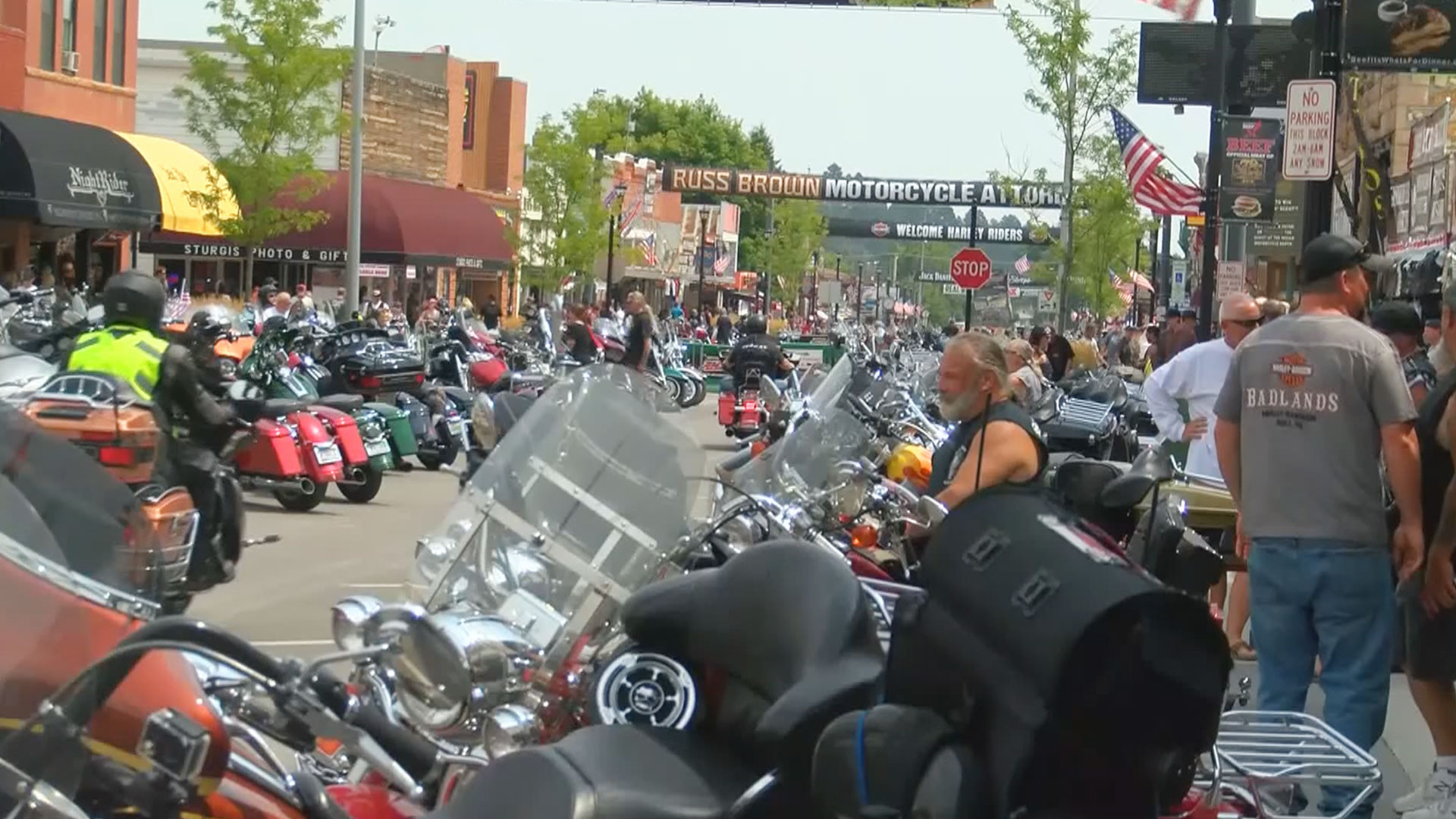 A Minnesota man who attended the Sturgis Motorcycle Rally in South Dakota last month has died from COVID-19