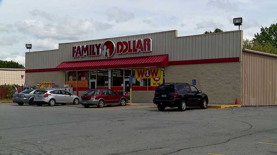 Family Dollar on Youngstown-Poland Road in Struthers