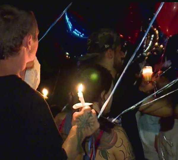 Memorial for Youngstown motorcycle crash victim, Mike DeSantis